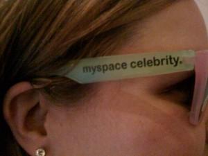 Myspace Glasses