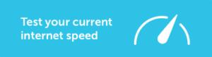 internet speed test button