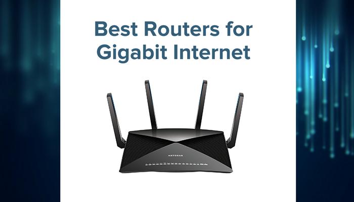 The Fastest Routers for Gigabit Internet | HighSpeedInternet com
