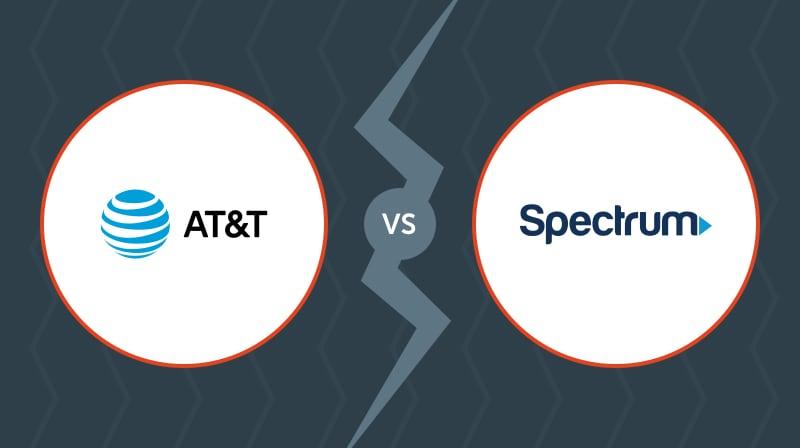 AT&T vs Spectrum