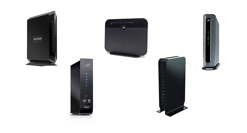 2019's Best Modem/Router Combos | HighSpeedInternet com
