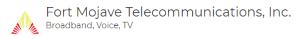 Fort Mojave Telecommunications Inc