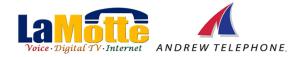 La Motte/Andrew Telephone Company