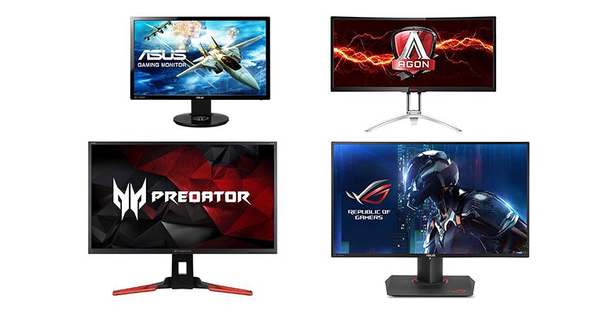 The 5 Best Gaming Monitors in 2018 | HighSpeedInternet com