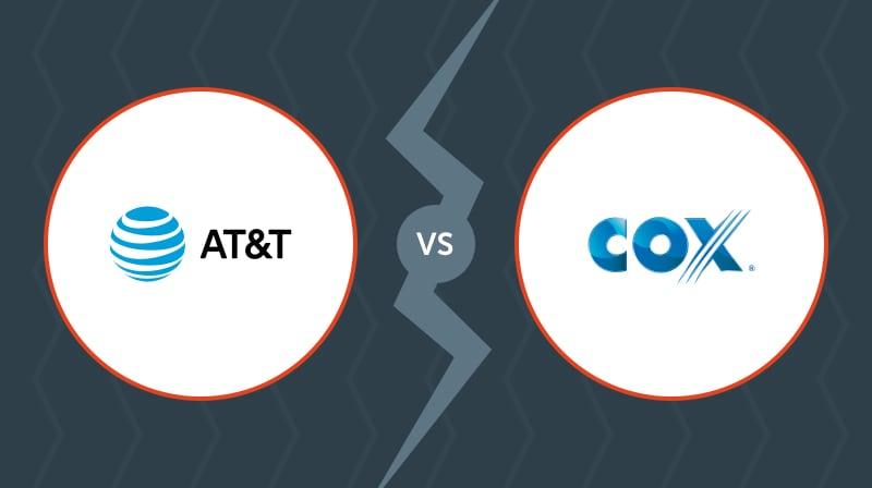 att vs cox internet