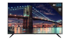 TCL 55R617 Roku Smart LED TV Image