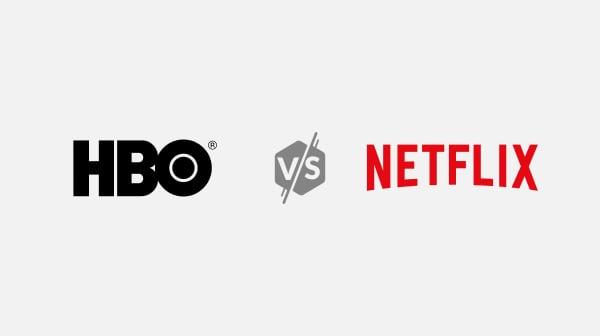 HBO Versus Netflix Image