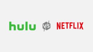 Hulu Versus Netflix Image