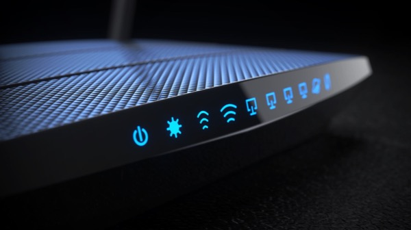 Firewall Router Image