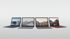 Surface Laptop Family image
