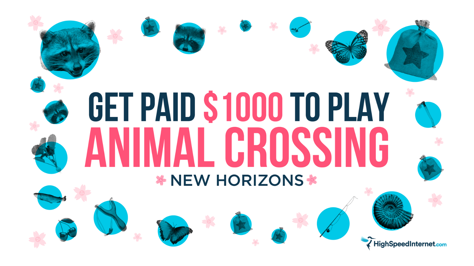 Get paid $1000 to play Animal Crossing