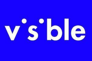 Visible phone company logo