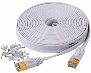 Jadaol CAT 7 Flat Ethernet Cable